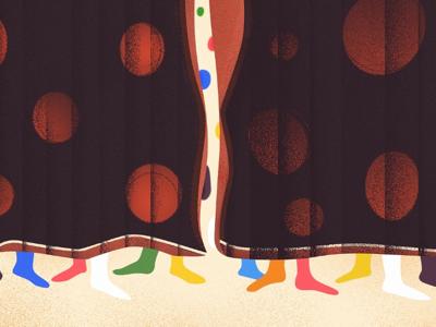 Viewer illustrationeditorial editorial graphicdesign illustration