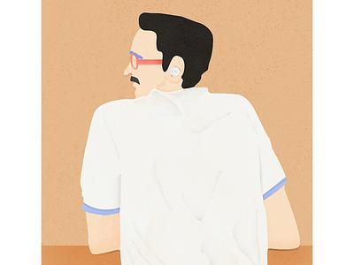Her magazine. editorialillustration editorial digital design illustration illustrations