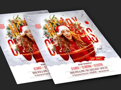Christmas Flyer white christmas christmas card merry christmas poster christmas design xmas party christmas party flyer christmas party christmas flyer christmas