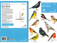 Watercolour Bird Illustrations Bird Book