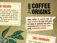 Coffee Origins