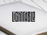 New logo for Lighttable