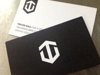 Trevor Wall Business Cards