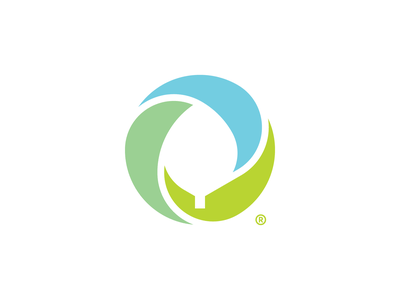 Ecovent - Logo Design happy smile geometrical ventilation logotype logo design logodesign nature logo mark brand identity oxygen clean air vent purify pure air clean air ecology eco comfort
