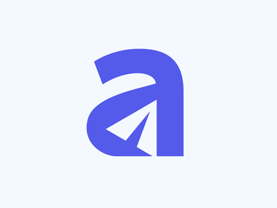 Amply - Logo Design amplify logodesign paper plane lettering logotype lettermark negative space paper plane analytics email design marketing email email marketing transactional growth rise analytic