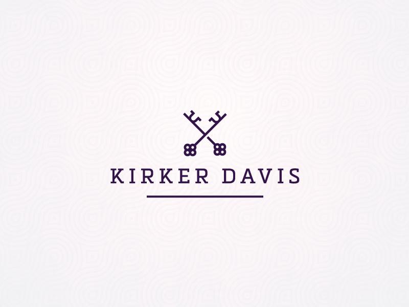 Kirker Davis purple artangent keys key lawyer law kd davis