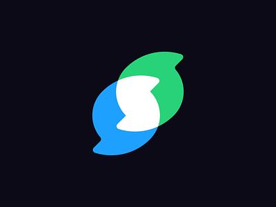S - Speak letter artangent identity branding identity designer identity design identity lettermark logo design logo lettering saying say bubble chat