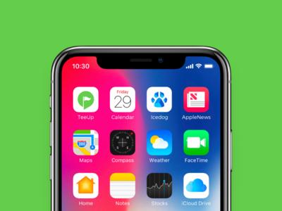 TeeUp app icon
