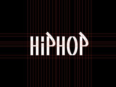 Hip Hop Wordmark
