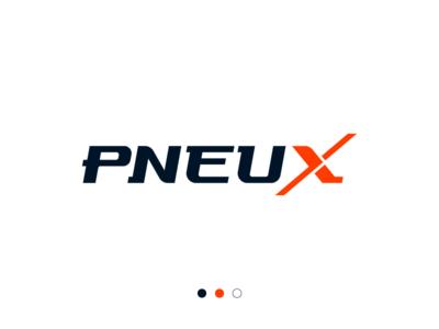 PneuX Wordmark