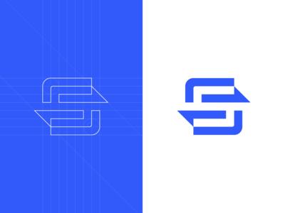 S - Lettermark