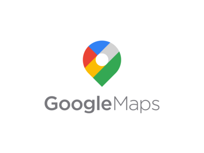 Google Maps - Logo Redesign Concept