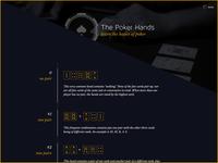 The Poker Hands