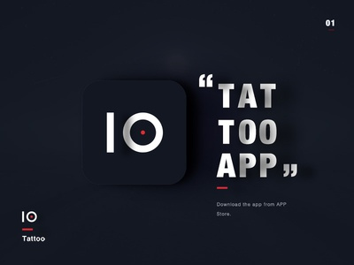 TATTOO APP ICON
