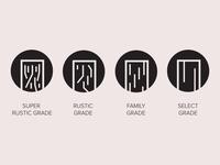 Grading Icons