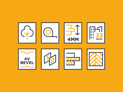 Icons for a Surface Supplier
