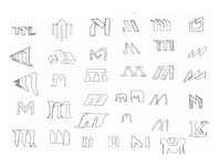 M Logo Concepts