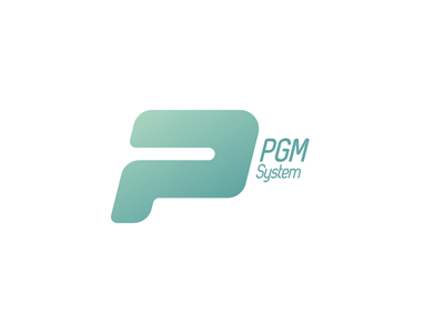 PGM System / Logo pgm system logo light green webdevel