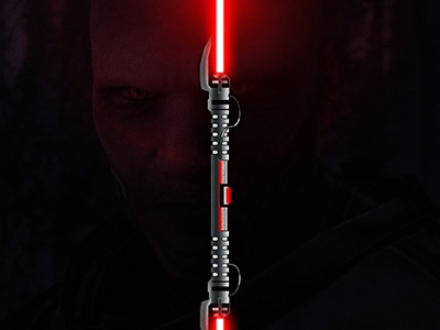 There are more tha two... lightsaber star wars dark side