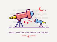 Lovely Telescope
