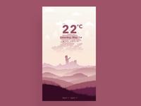 Illustration weather