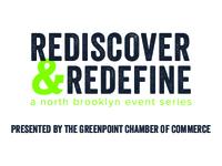 Rediscover + Redefine Logo
