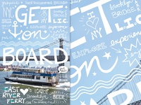 East River Ferry - Full Page Ad