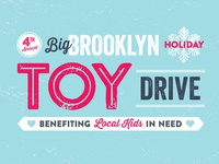 Big Brooklyn Holiday Toy Drive 2015