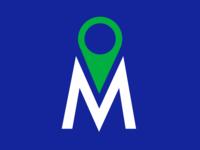 Metro Tours Icon Concept