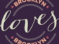Brooklyn Loves Brooklyn Poster