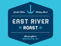 East River Roast Label