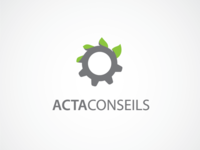 Logo for Green Engineering Company ACTA CONSEILS ©