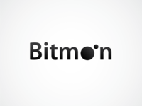 Logo for web and mobile software development company Bitmoon ©
