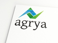 Agrya | Corporate Branding for Finance Consulting