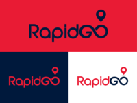 Logo Design for Rapidgo, Logistics Company | Color Combo