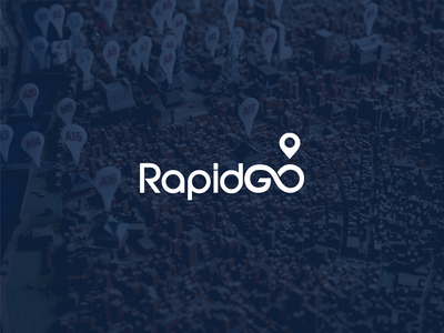 Logo Design for Rapidgo, Logistics Company