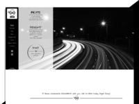 Ins8 Landing Page Design