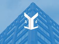 Yogi Builders Logo Design & Branding