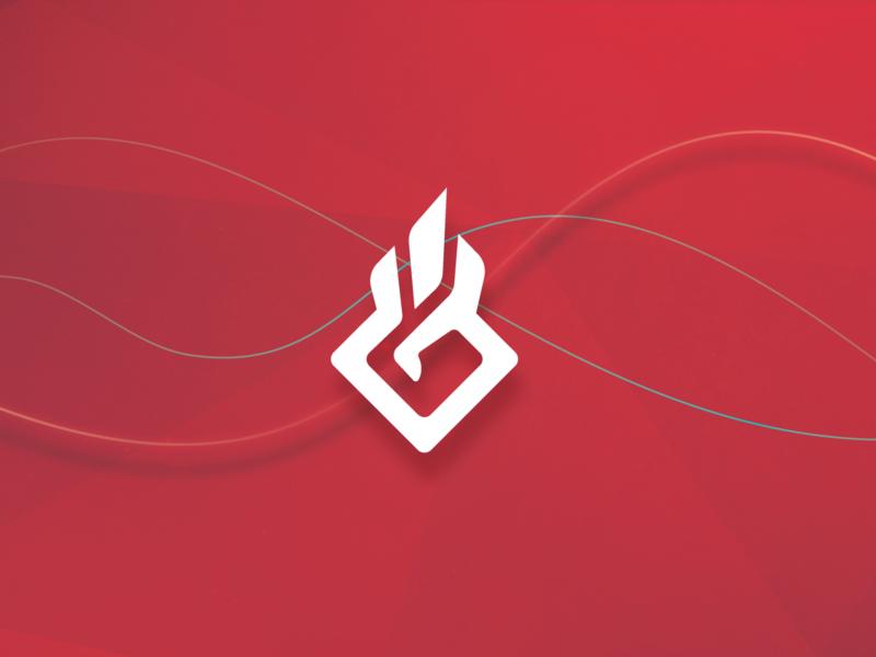 Abstract Beacon Logo