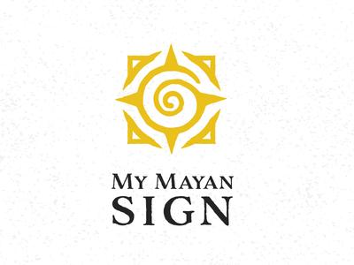Mayan Ancient Sign
