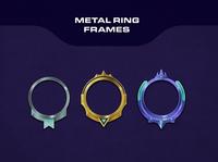 Metal Ring Frames