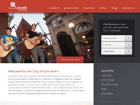 City Of Lancaster Homepage 1