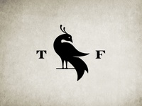 Thistle Finch Distillery Alternate Logo