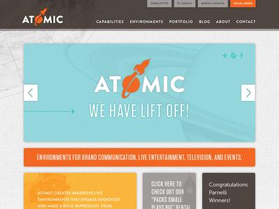 Atomic Homepage