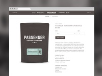 Passenger Coffee Product Profile