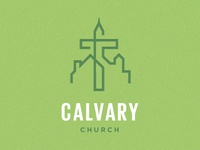 Calvary Church Logo 01
