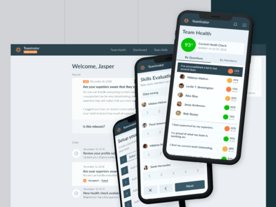 Employee Engagement App for Software Teams