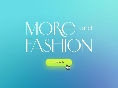More and Fashion logo