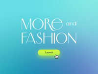 More and Fashion logo