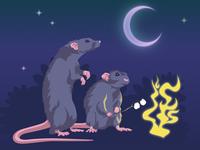RAT — Recruitment Analytics Team special T-shirt print